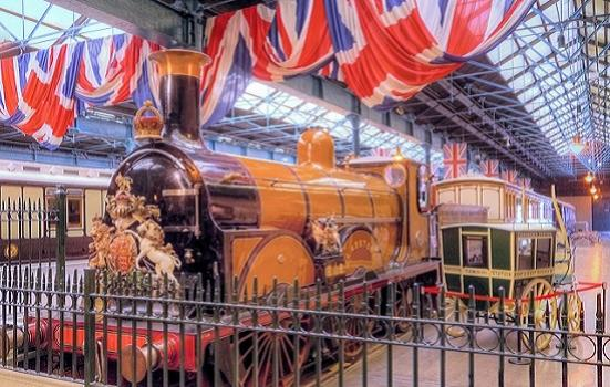 Photo of National Railway Museum, York