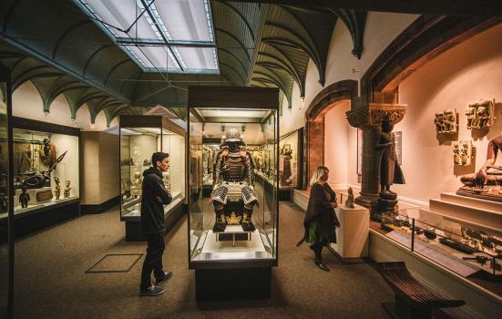 Internal photo of Royal Albert Memorial Museum & Art Gallery in Exeter