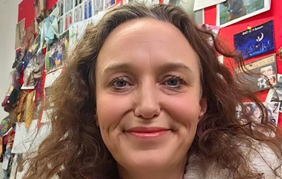 Sarah Bowern at ENO