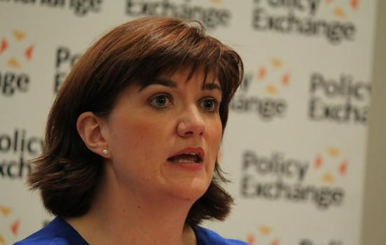 Photo of Nicky Morgan