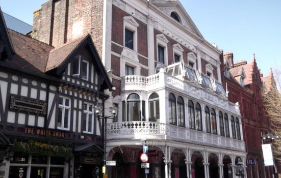 photo of New Theatre Royal in Portsmouth