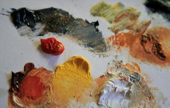 Photo of paint
