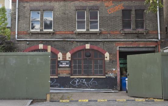 Photo of Peckham Road Fire Station
