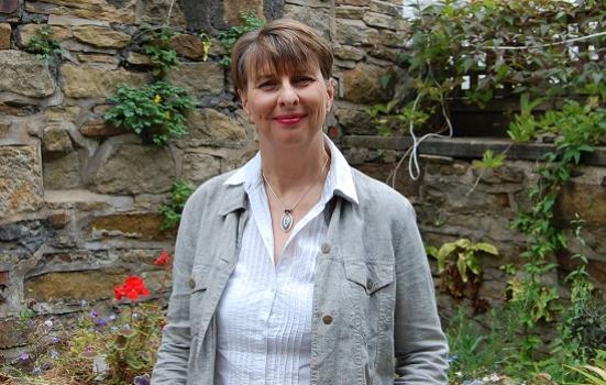 Photo of Sheila McGregor