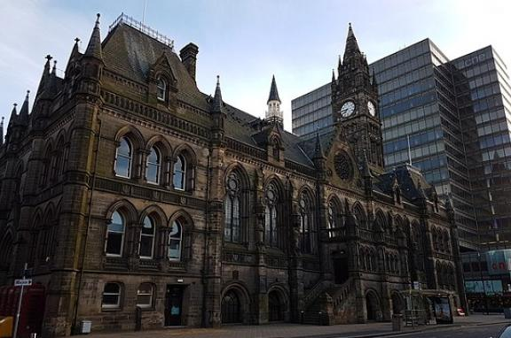 Photo of Middlesbrough Town Hall