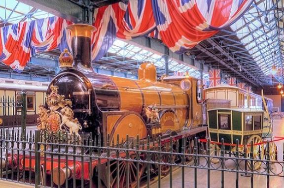 Photo of National Railway Museum, York