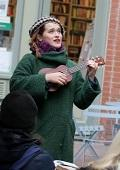 Photo of woman singing