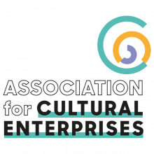 Association for Cultural Enterprises logo