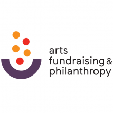 Arts Fundraising and Philanthropy logo