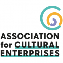 Association for Cultural Enterprises logo