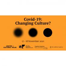 Centre Cultural Value Conference
