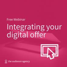 Integrating your digital offer webinar