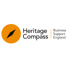 Heritage Compass logo