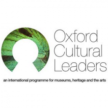 Oxford Cultural leaders logo