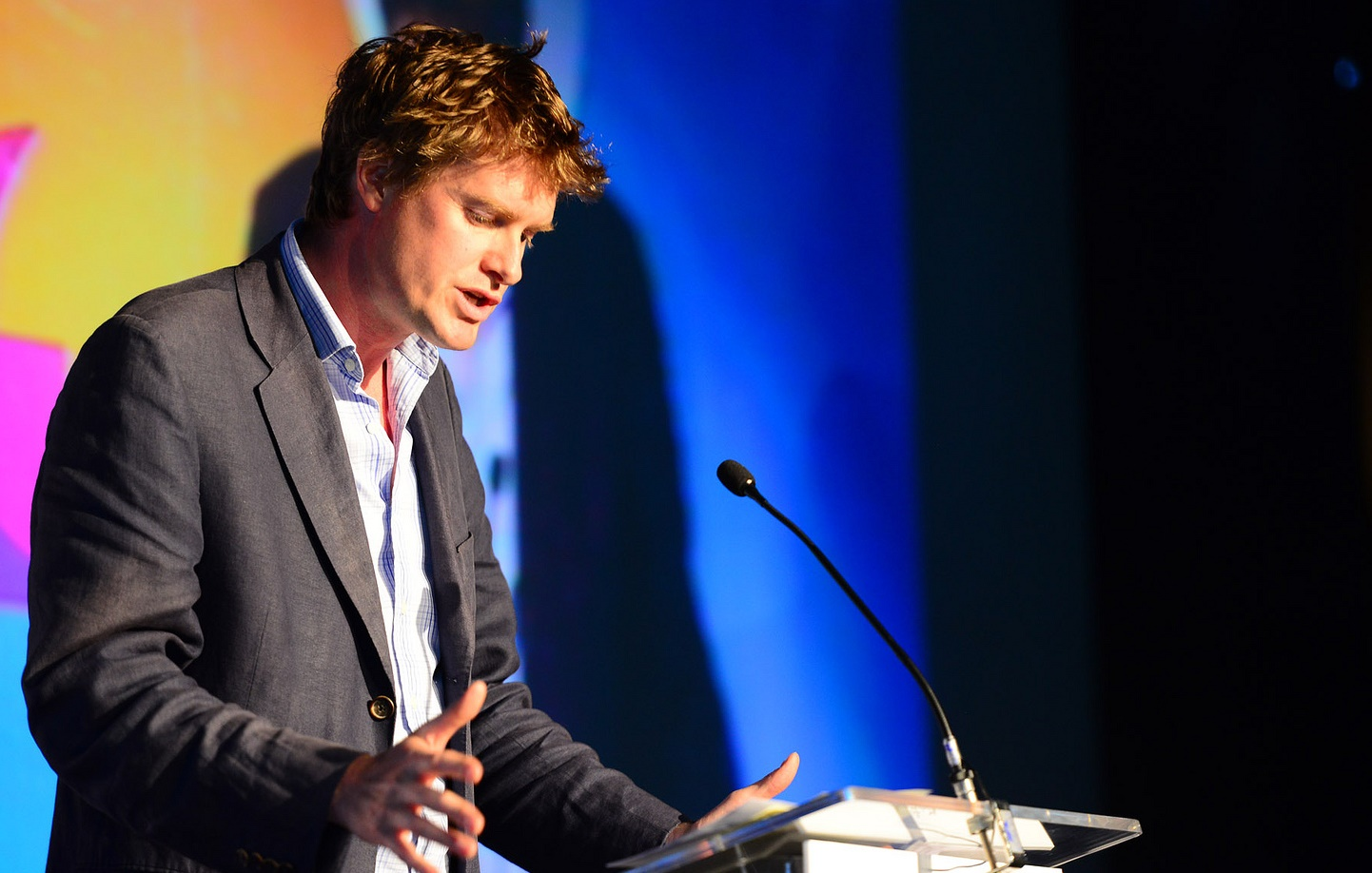 Dr Tristram Hunt Appointed Director Of The V Amp A Changing