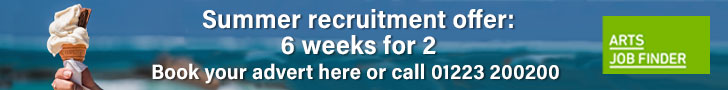 Recruitment advertising 6 weeks for 2 summer offer