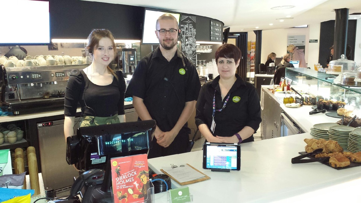 Combining all of your front of house selling points with your box office software enables full use of the system throughout the organisation. The use of touch screen tills and tablets in our bistro and café allows a fast and efficient service with excellent reporting at the touch of a button.