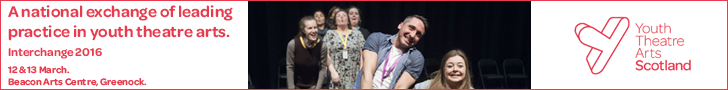Youth Theatre Arts Scotland - Interchange